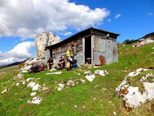 Cabane de l'Aulp du Seuil